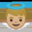 天使上的Android, Google表情符号