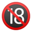 prohibited Emoji on Android, Google