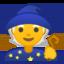 mage Emoji on Android, Google