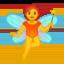 fairy Emoji on Android, Google