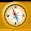 compass Emoji on Android, Google