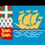 Emoji de bandera de San Pedro y Miquel贸n en Twitter