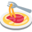 spaghetti Emoji on Twitter